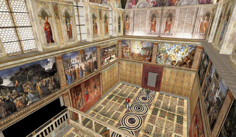 Ватикан   миниатюрное государство