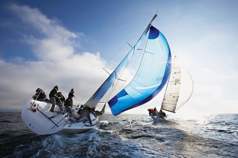 Парусный спорт и яхтинг
