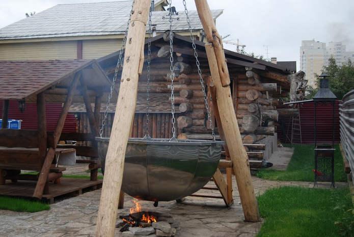 Уникальный отдых в Терраса club (Екатеринбург)