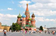 Главный храм России – собор Василия Блаженного