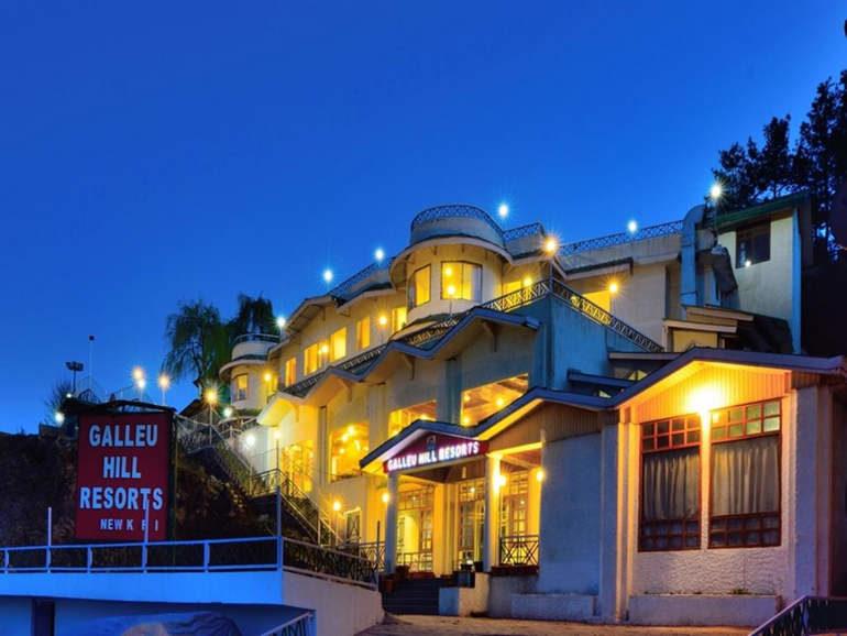 Обзор отеля Galleu Hill Resort в Шимле