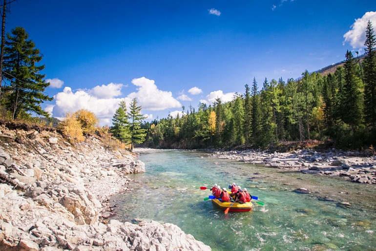 Сплавы по рекам Карелии – незабываемый отдых