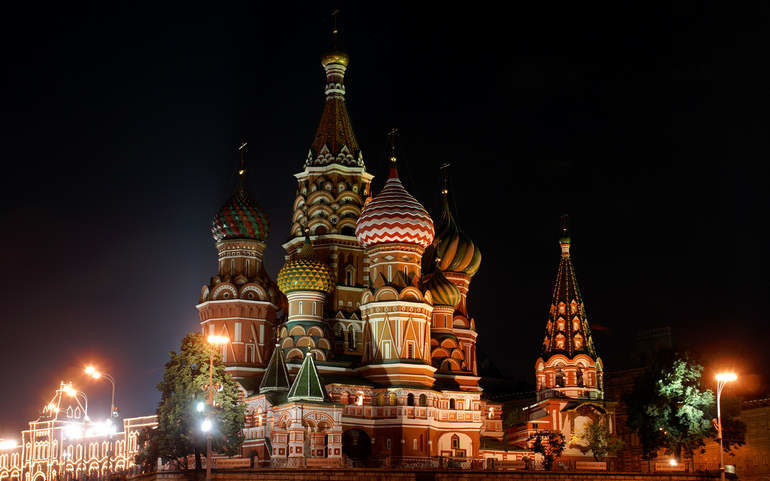 Главный храм России   собор Василия Блаженного