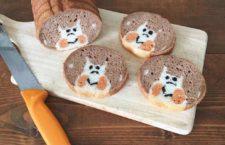 Веселые бутерброды: японка печет хлеб по мотивам мультфильмов