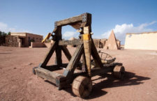 Декорации к известным фильмам в Уарзазате (Марокко)