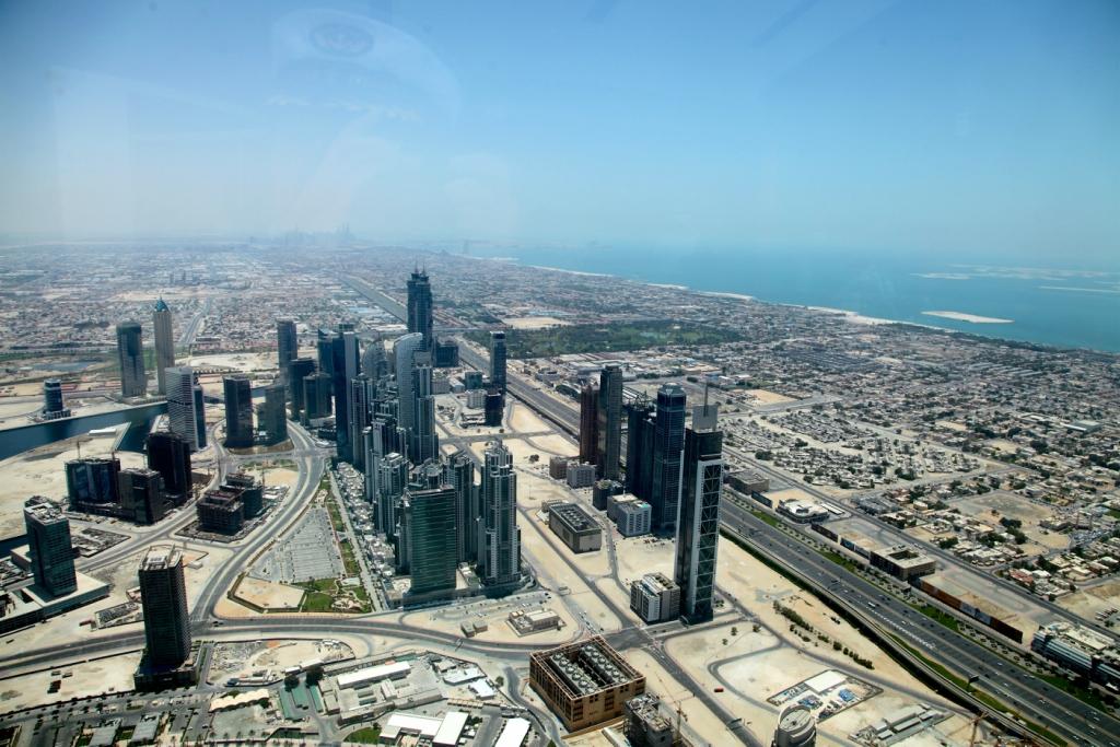Дубай превратился в «бетонные джунгли»
