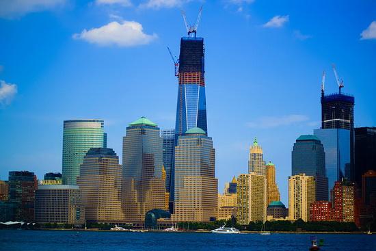 Всемирный торговый центр 1. One World Trade Center