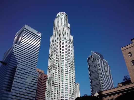 Башня банка США. U.S. Bank Tower