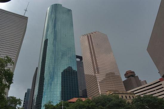Уэллс Фарго Плаза. Wells Fargo Plaza