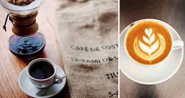 Кофейня в столице Ирландии