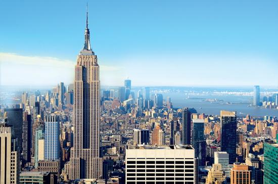 Эмпайр Стейт Билдинг. Empire State Building