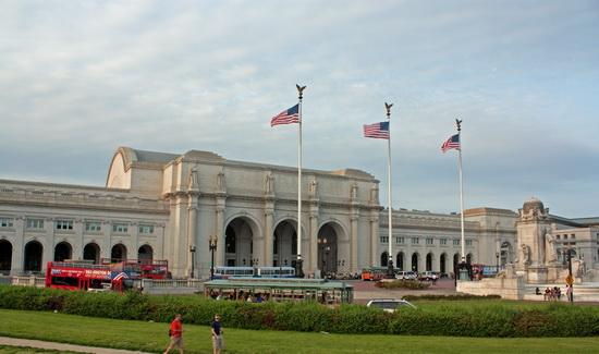 вокзалы США