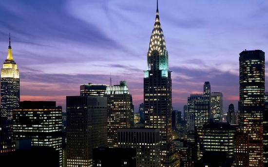 Крайслер-Билдинг. Chrysler Building