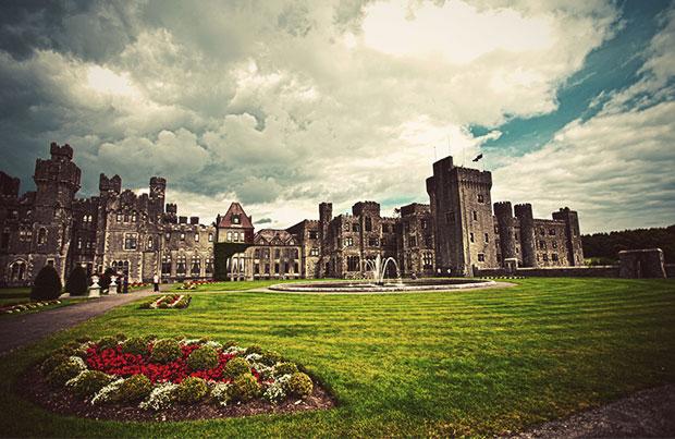 В 1970 г. замок приобрел американский мультимиллионер