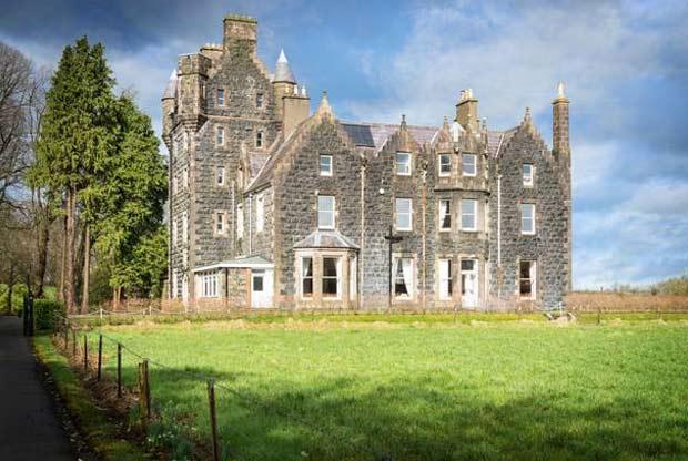 Продается замок: Всего 495 тысяч фунтов стерлингов и вы станете обладателем сказочного поместья