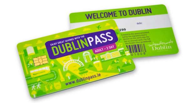 Dublin Pass - экскурсионная карта для путешествий по Дублину.