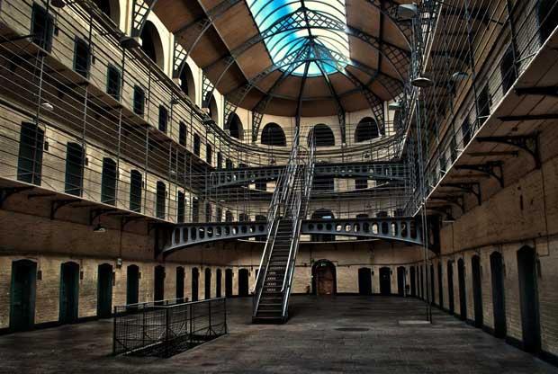В тюрьме содержались взрослые и дети с 7-летнего возраста