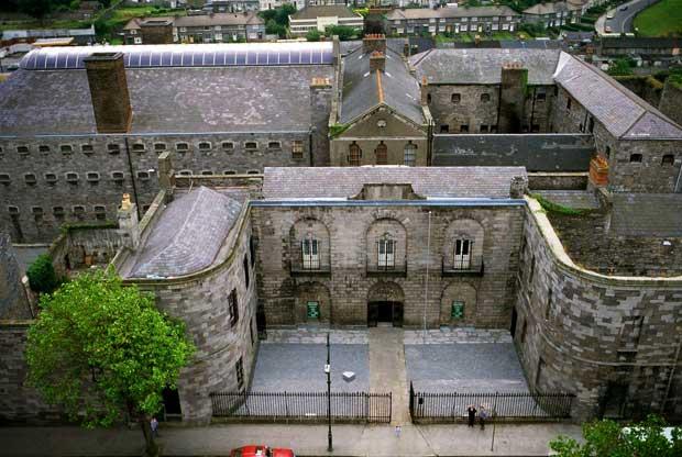 Тюрьма Килмайнхэм была построена в 1796 году в столице Ирландии.