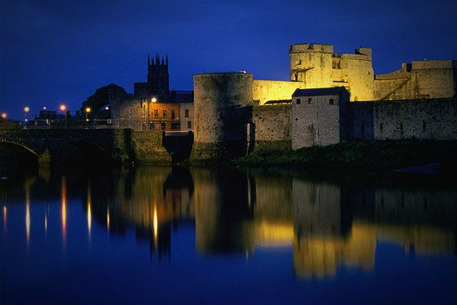 Замок Короля Иоанна (Лимерик)
