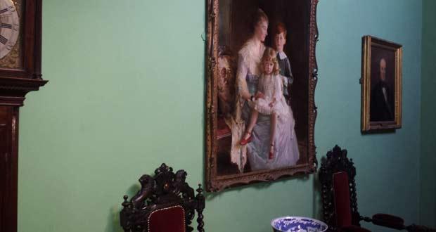 Замок Малахайд - жемчужина ирландской истории.