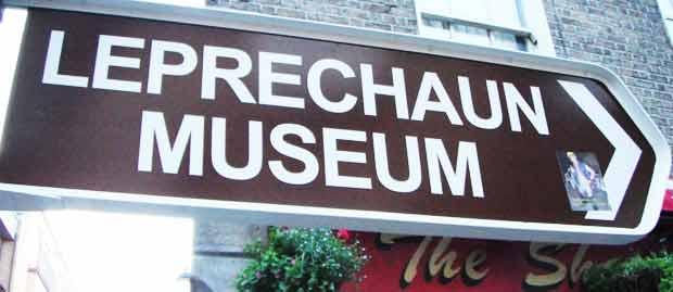Знакомимся с Национальным музеем лепреконов (National Leprechaun Museum) в столице Ирландии.