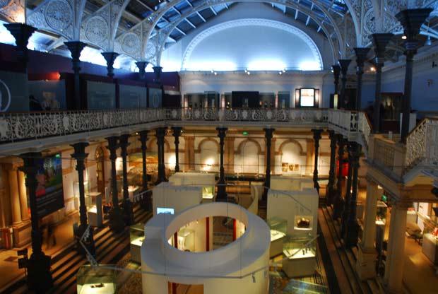 Национальный музей Ирландии – Археология