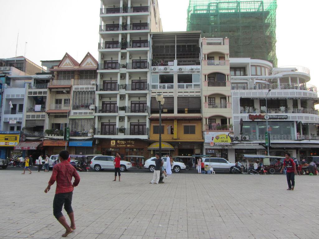Столица Камбоджи Пномпень