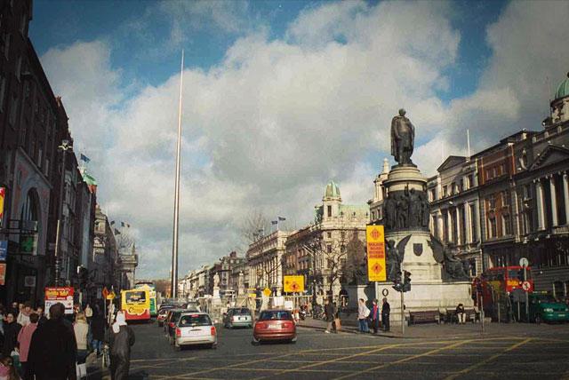 Строительство Дублинской иглы вызвало много споров по поводу истраченных средств