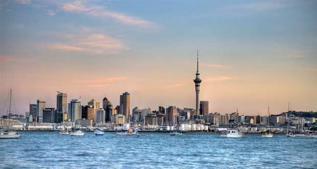 Самые дружелюбные города планеты 2014: Окленд, Новая Зеландия.