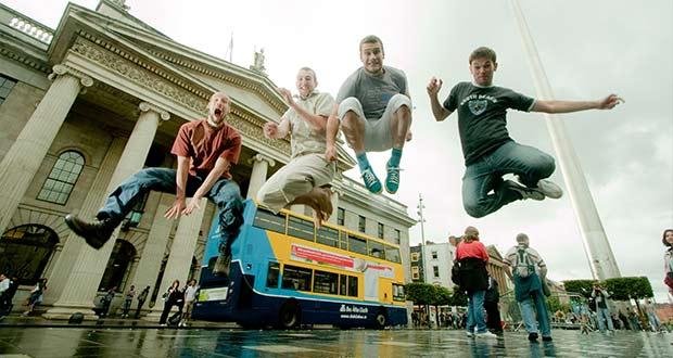 Дублин вошел в пятерку самых дружелюбных городов планеты
