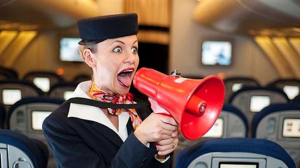 Открываем тайны стюардесс