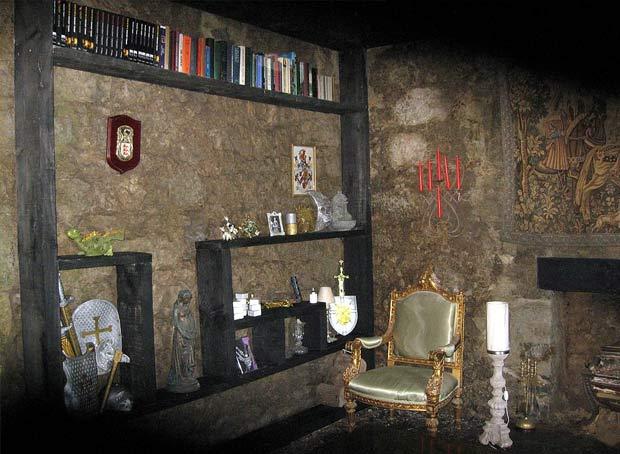 Замок Клонони в графстве Оффали (фото, история, описание)