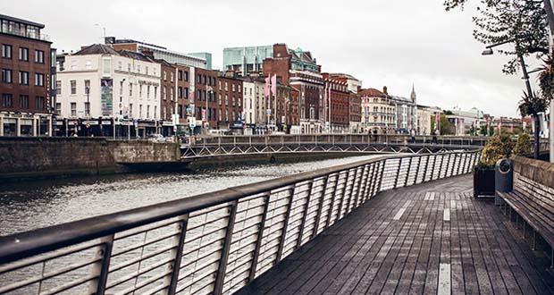 Дублин в фотографиях