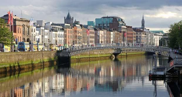 Дублин мог бы быть пятым городом России по численности населения.