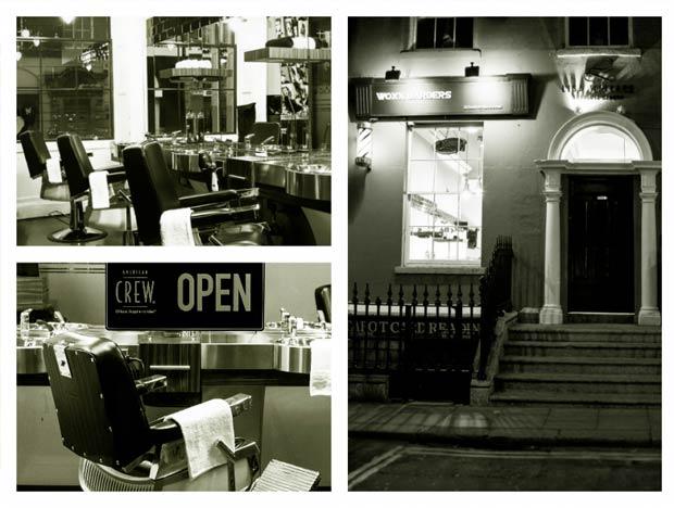 Парикмахерские в Ирландии: Woxx Barbers - одна из них.