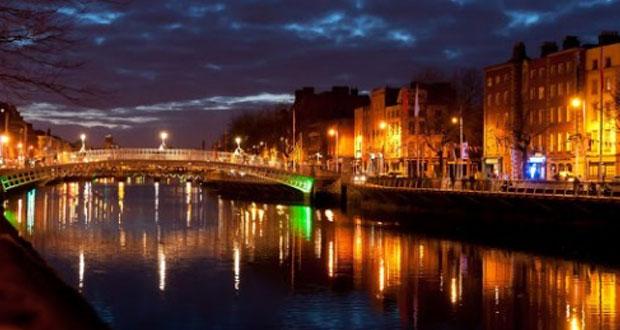 Cамый дорогой город в мире для туристов: Туристические расходы в Дублине.