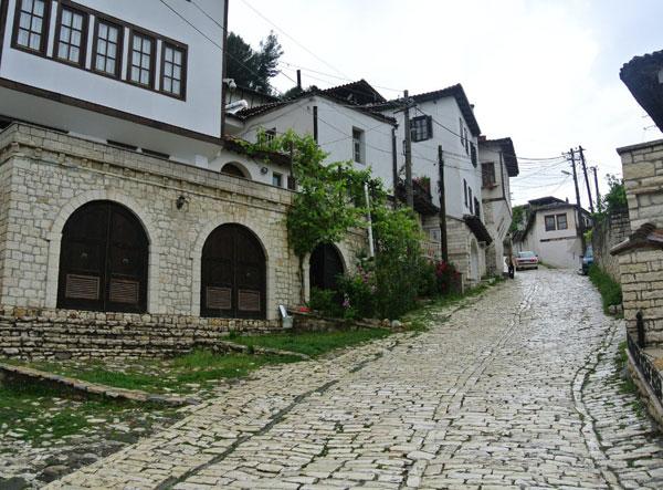 Город-музей Берат