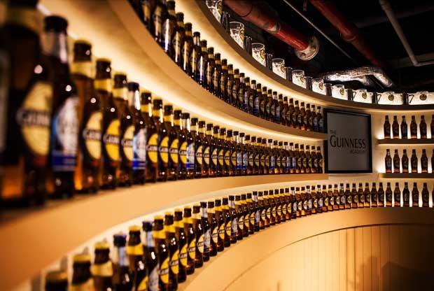Музей пива Гиннесс назван самой популярной туристической достопримечательностью в Европе