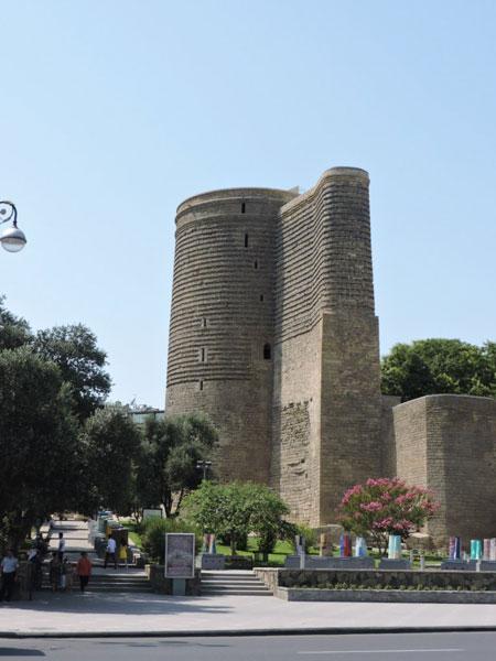 Девичья башня Гыз Галасы