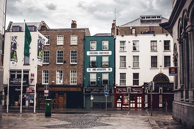 Дублин в фотографиях путешественника