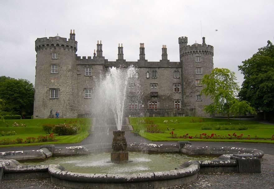 Замок Ирландии.