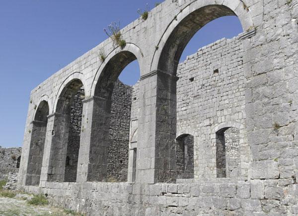 Крепость Розафа