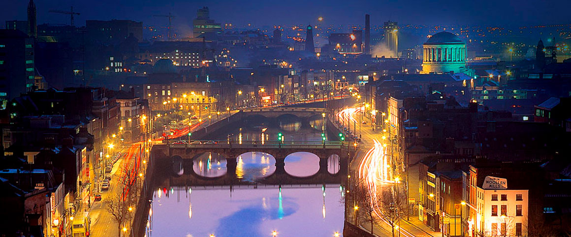 Дублин, какая страна? - Это, конечно же, Ирландия!