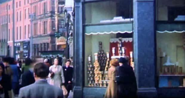 Видео: Дублин 60-ти летней давности