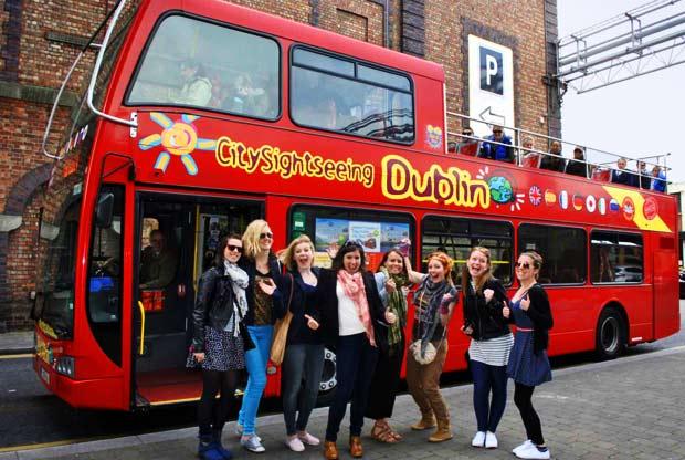 Топ-10 достопримечательностей Дублина. Что стоит посмотреть в столице Ирландии.