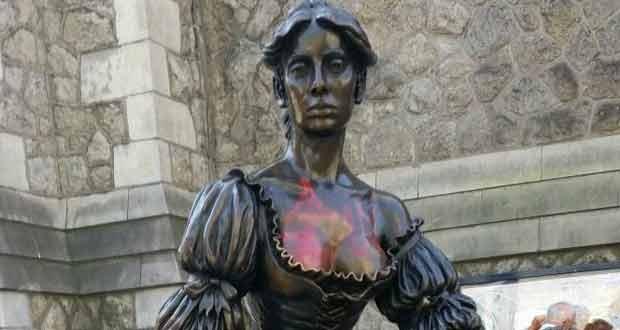Молли Мэлоун в Дублине