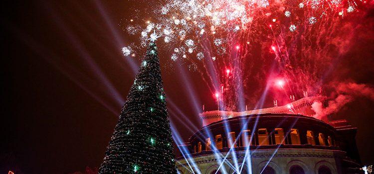 10 причин посетить новогоднюю Армению