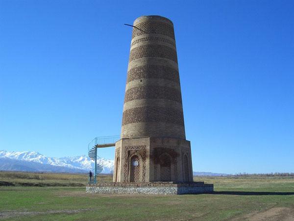Башня Бурана