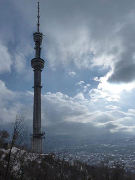 Телевизионная башня Коктобе