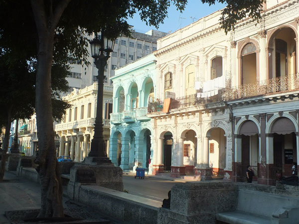 Бульвар Прадо, Гавана